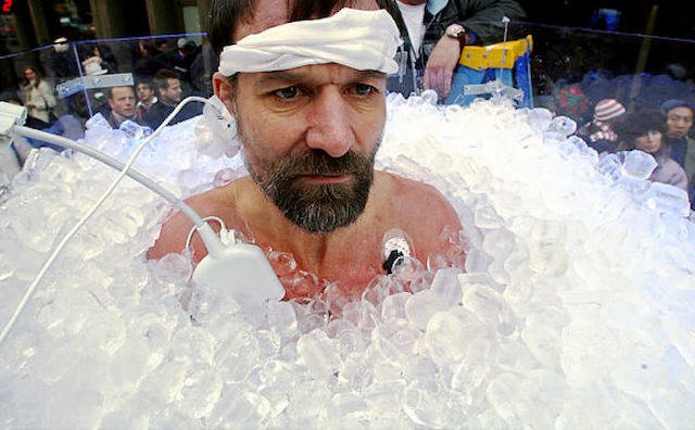 iceman, wim hof, cold therapy, breathing, wimhof method