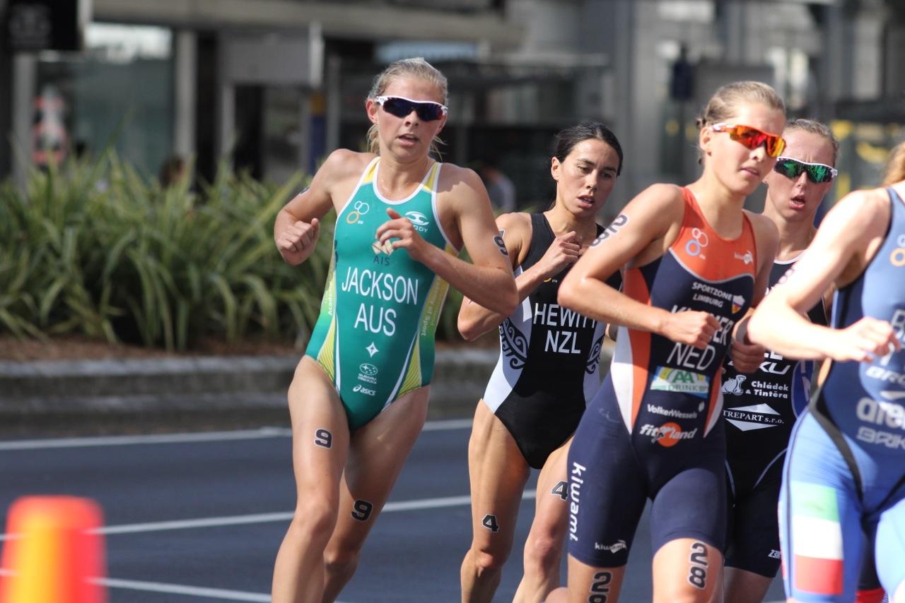 The Olympian – Emma Jackson