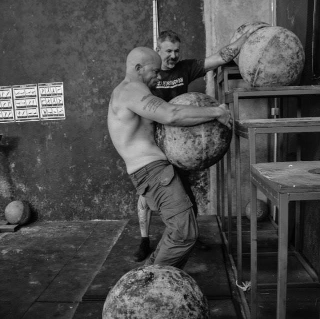 Defining A Strongman – Kurt Southam