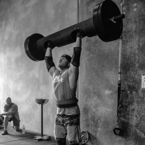 Strongman Kurt Southam