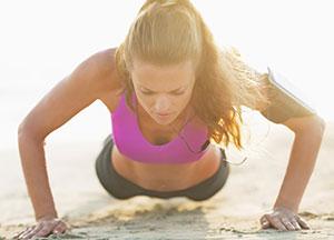 International Fitness Academy - Beach Training