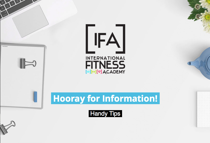 Fitness Courses, International Fitness Academy, Courses In Fitness