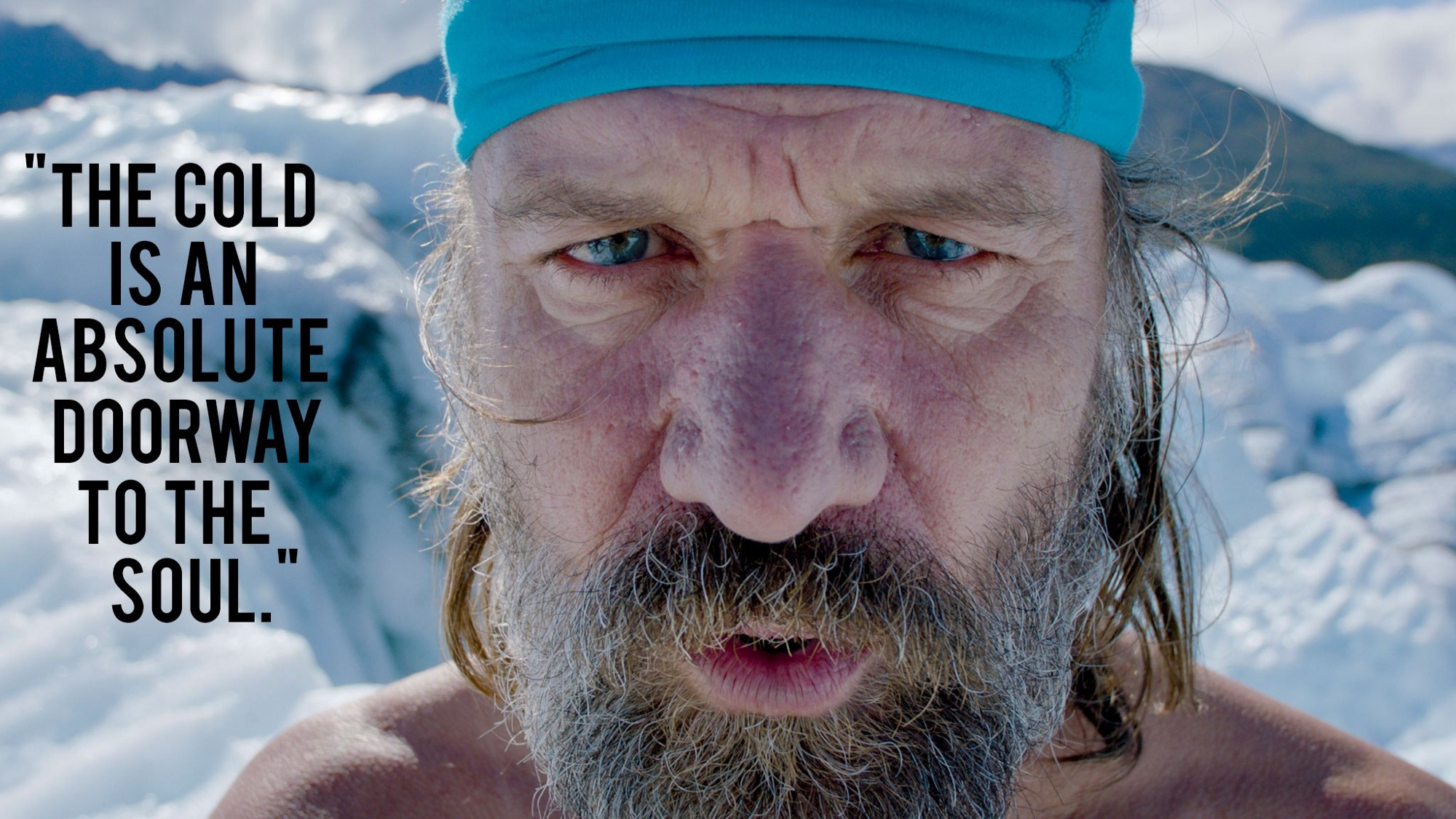 Wim Hof – The Ice Man And His Method