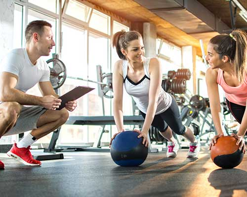 What it takes to become a Personal Trainer: