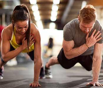 burpee - International Fitness Academy