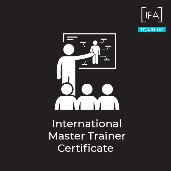 International Master Trainer Certificate