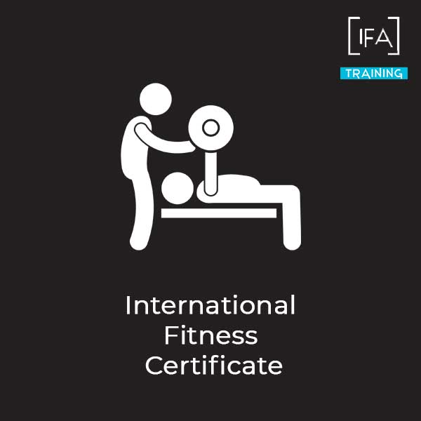 International Fitness Certificate